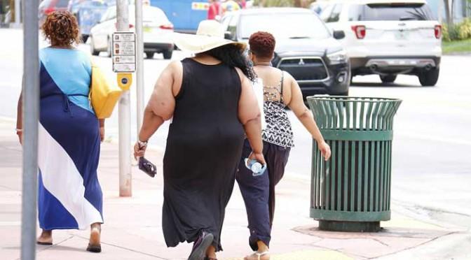 Risikofaktor Übergewicht – Fit sein ist gut, schlanker sein ist besser
