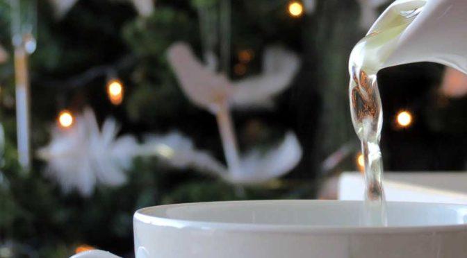 Gesund und keimfrei: Tee immer mit kochendem Wasser aufgießen