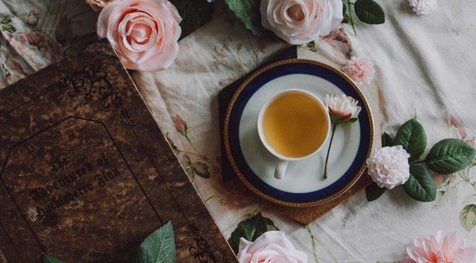 Grüner Weihnachtstee: Grüner Tee mit weihnachtlichem Aroma selber machen
